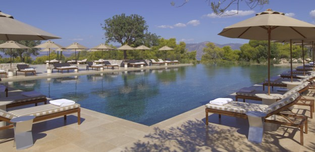 Amanzoe-Swimming-Pool