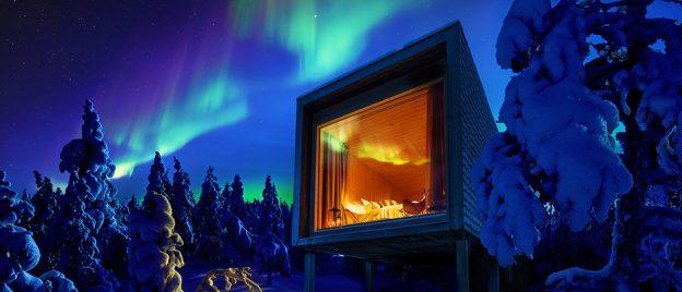 Arctic TreeHouse Hotel 1