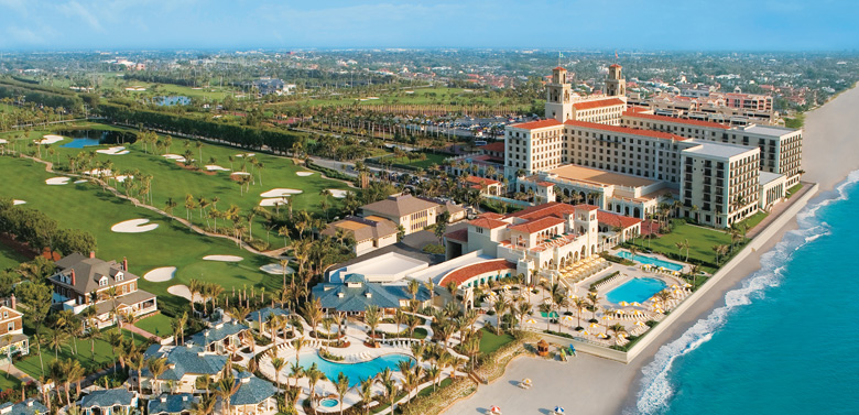 The Breakers, Palm Beach, Florida, America, Luxury, Family Holidays, Tots Too