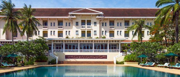 Raffles Grand Hotel d'Angkor Siem Reap Cambodia