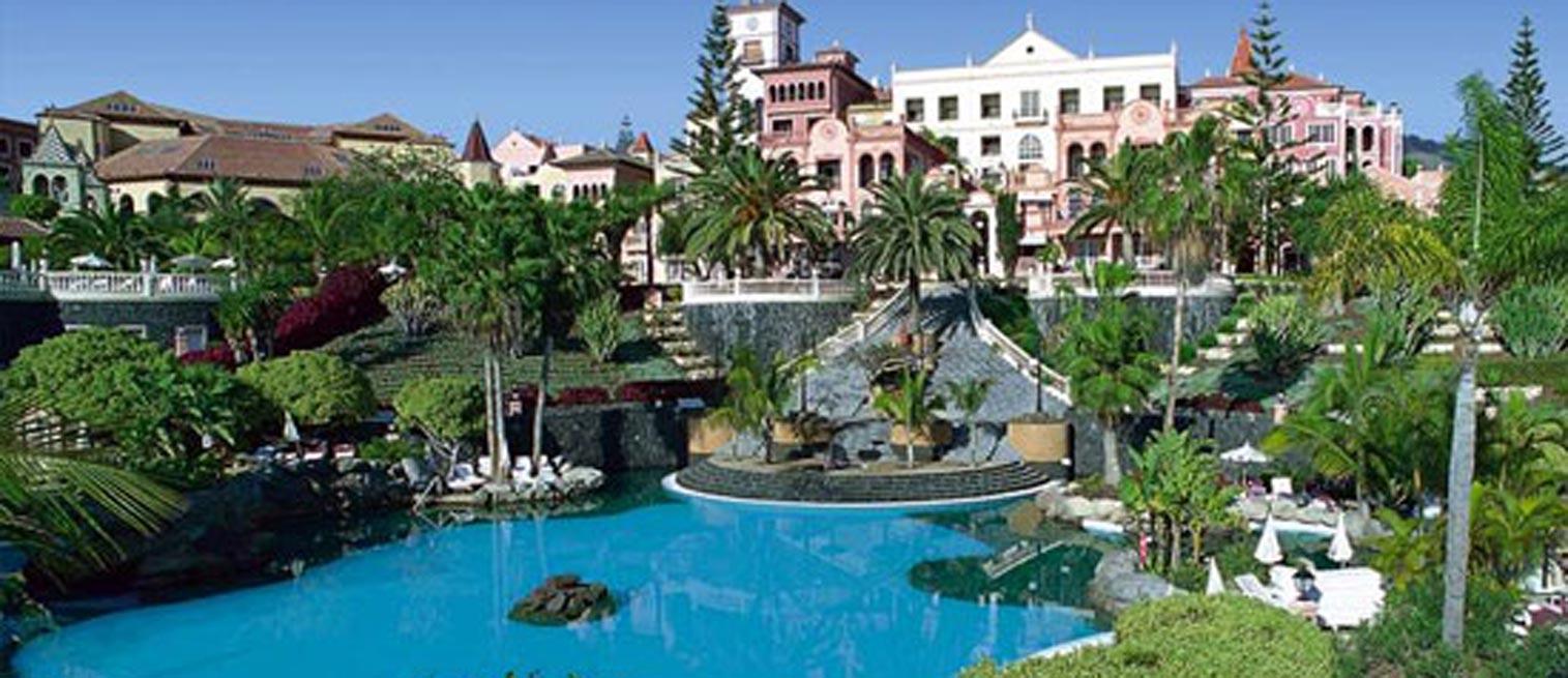 Villas gran hotel bahia del duque tots too - Gran hotel bahia del duque ...
