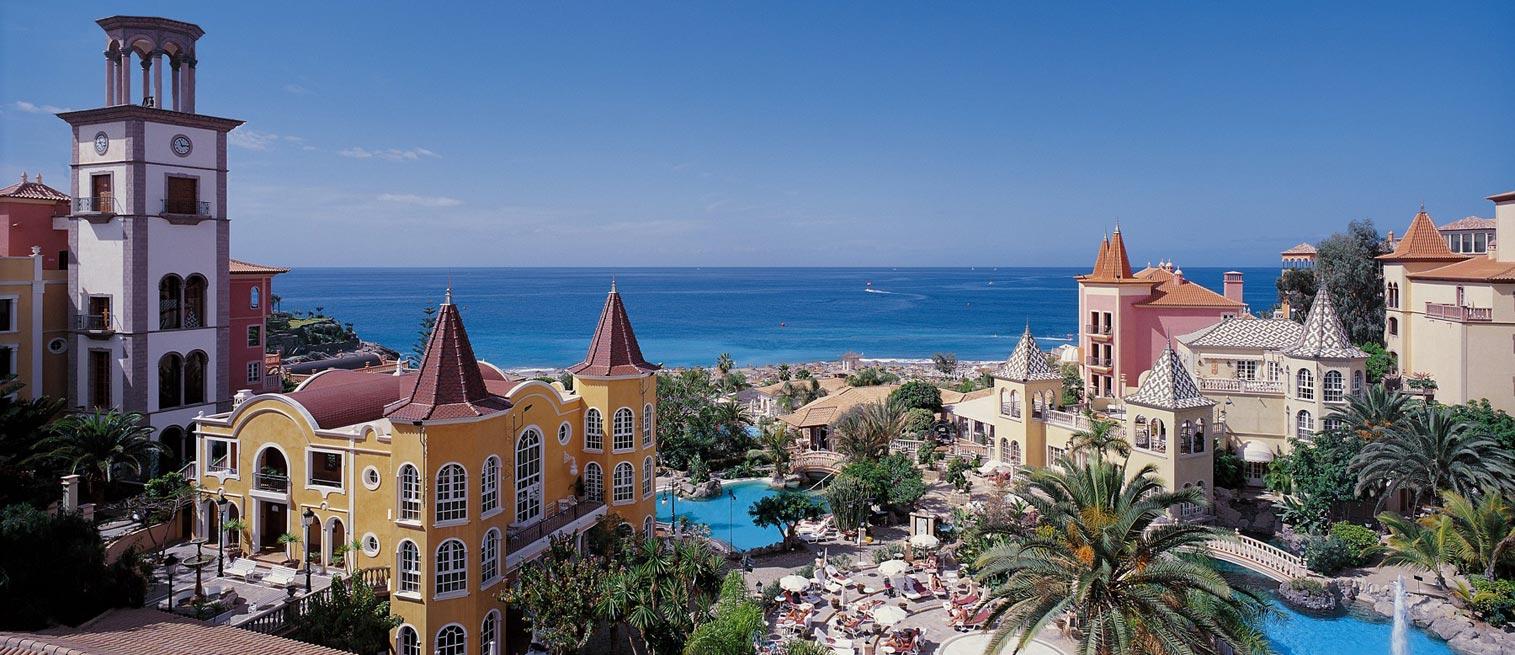 Gran hotel bahia del duque resort tots too - Gran bahia del duque hotel ...