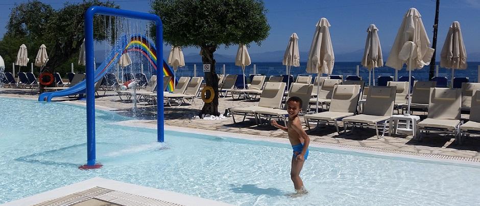 Marbella Corfu Splash Pool