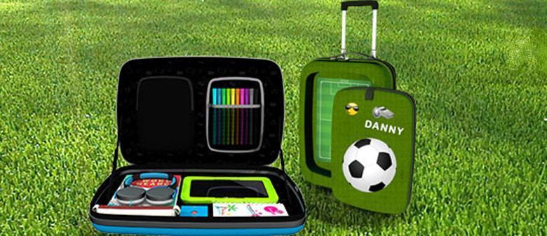 PlayAway case with play pod