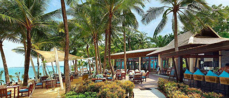 SANTIBURI - Rim Talay Beach Bar