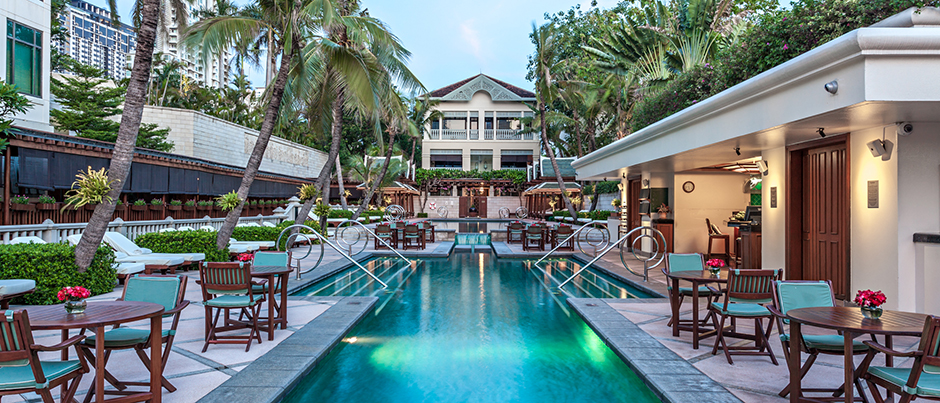 The Peninsula Bangkok_The Pool 07