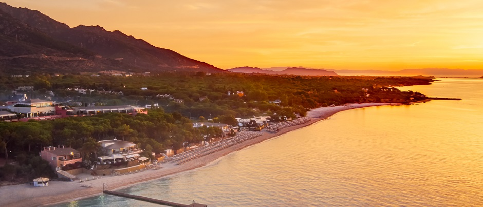 cropped for web right one Aerial view_Forte Village_Beach NEW sept 2016