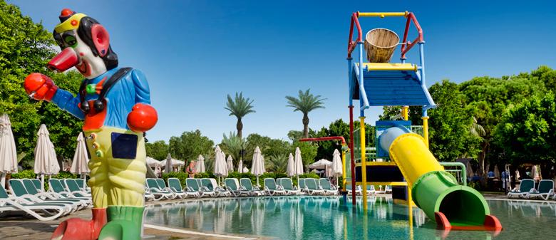 Gloria Resort - Turkey - kidspool