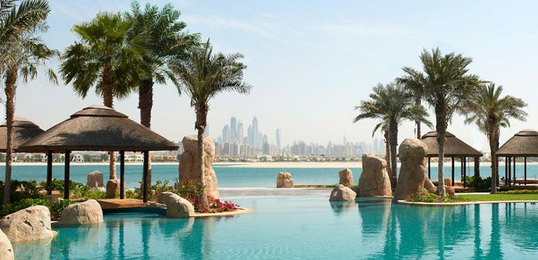 Sofitel Dubai Palm Resort Spa, Dubai, Luxury, Family Holidays, Tots Too