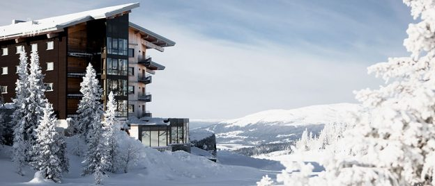 Copperhill Mountain Lodge Sweden | Luxury Family Holidays Sweden