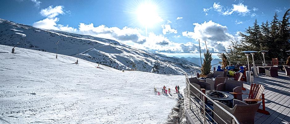 Spain Ski