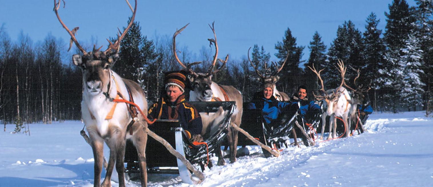 Kakslauttanen Arctic Resort Hotel Lapland