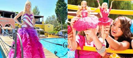 Barbie Holiday, Italy