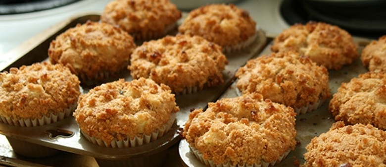 Abama's Muffins from Emma Spitzer