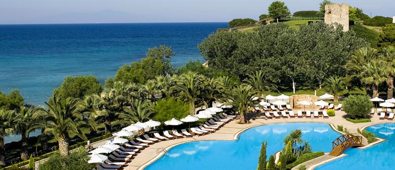 Sani Resort Video Blog
